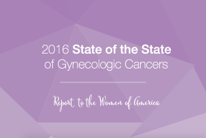 Latest Medical Advances in Gynecologic Cancers Released Report Highlights Need for Research Dollars
